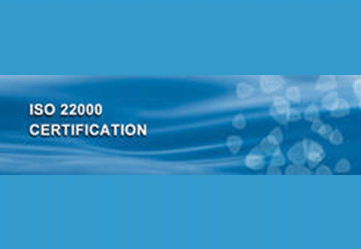 ISO 22000 FSSC 22000 Food Safety Registration